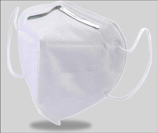 Deluxe Disposable Civil Use KN-95 Mask (Pack of 10)($3.99 per mask)