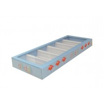 Dilli Dalli Dispencing Tray Blue