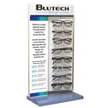 BLU TECH 16 PC DISPLAY