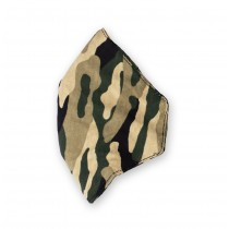 StreetWear Cotton Face Masks - CAMO