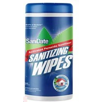 CLEARVISION SANIDATE WIPES