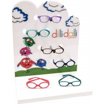 Dilli Dalli 4pc Display
