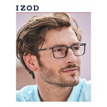 IZOD COUNTER CARD