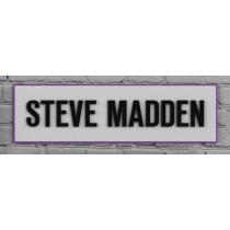 STEVE MADDEN WALL LOGO PLAQUE
